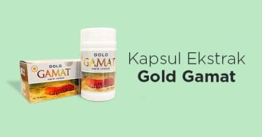Kapsul Ekstrak Gold Gamat