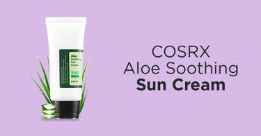 COSRX Aloe Soothing Sun Cream