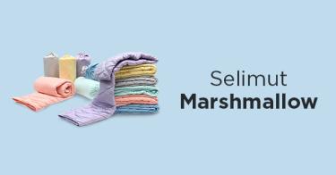 Selimut Marshmallow