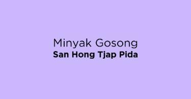 Minyak Gosong San Hong Tjap Pida