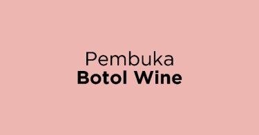 Pembuka Botol Wine