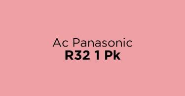 Ac Panasonic R32 1 Pk