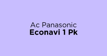 Ac Panasonic Econavi 1 Pk