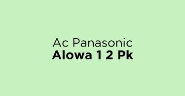 Ac Panasonic Alowa 1 2 Pk