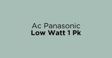 Ac Panasonic Low Watt 1 Pk
