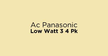 Ac Panasonic Low Watt 3 4 Pk