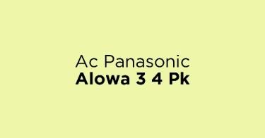 Ac Panasonic Alowa 3 4 Pk