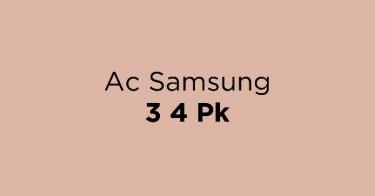 Ac Samsung 3 4 Pk