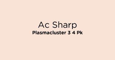 Ac Sharp Plasmacluster 3 4 Pk