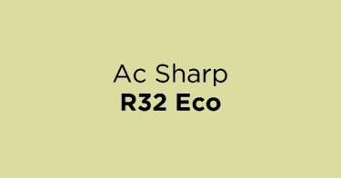 Ac Sharp R32 Eco