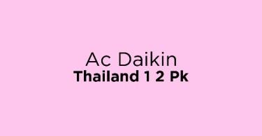 Ac Daikin Thailand 1 2 Pk
