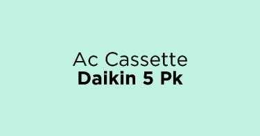 Ac Cassette Daikin 5 Pk