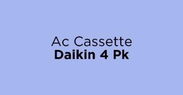 Ac Cassette Daikin 4 Pk