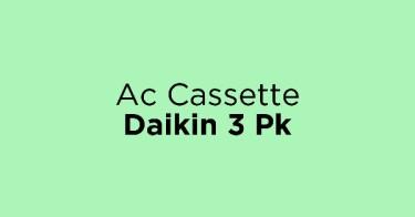 Ac Cassette Daikin 3 Pk