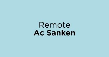 Remote Ac Sanken