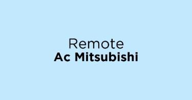 Remote Ac Mitsubishi