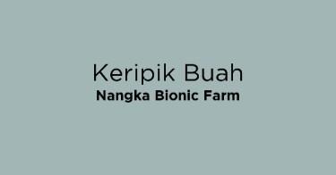 Keripik Buah Nangka Bionic Farm