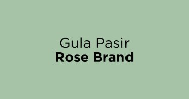 Gula Pasir Rose Brand