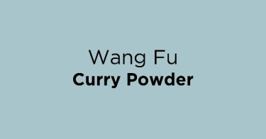 Wang Fu Curry Powder