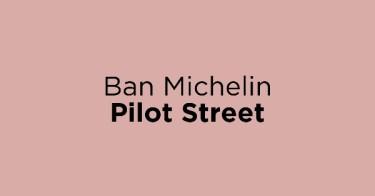 Ban Michelin Pilot Street