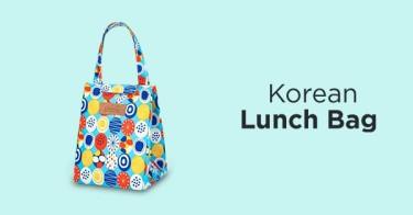 Korean Lunch Bag