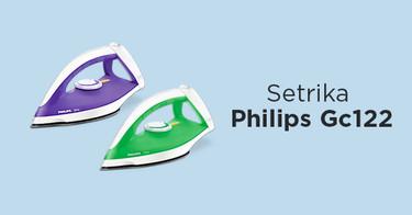 Setrika Philips Gc122