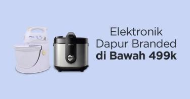 Produk Elektronik Dapur