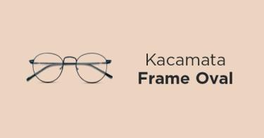 Jual Kacamata Frame Oval  ba7c198875