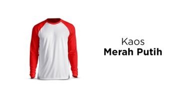 Kaos Merah Putih