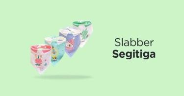 Slabber Segitiga Bayi