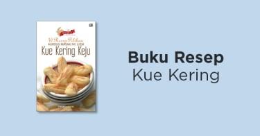 Buku Resep Kue Kering