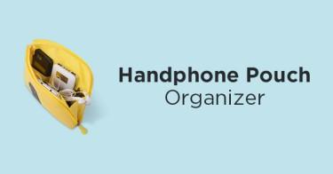 Handphone Pouch Organizer