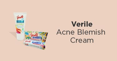 Verile Acne Blemish Cream