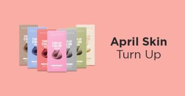 April Skin Turn Up