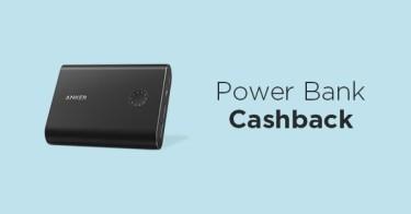 Power Bank Cashback