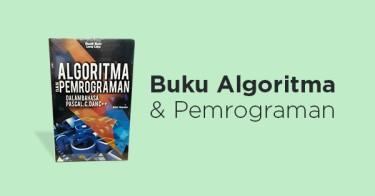 Buku Algoritma & Pemrograman