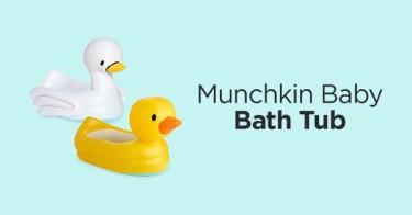 Munchkin Baby Bath Tub