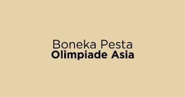 Boneka Pesta Olimpiade Asia