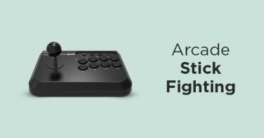 Arcade Stick Fighting