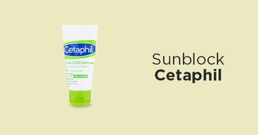 Sunblock Cetaphil