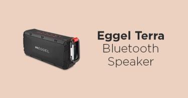Eggel Terra Bluetooth Speaker