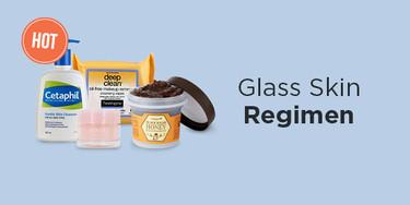 Glass Skin Regimen