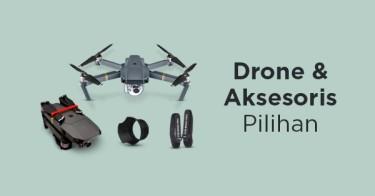 Drone dan Aksesoris Pilihan