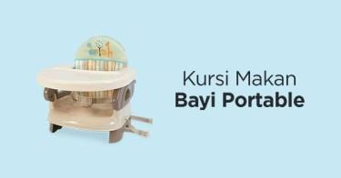 Kursi Makan Bayi Portable