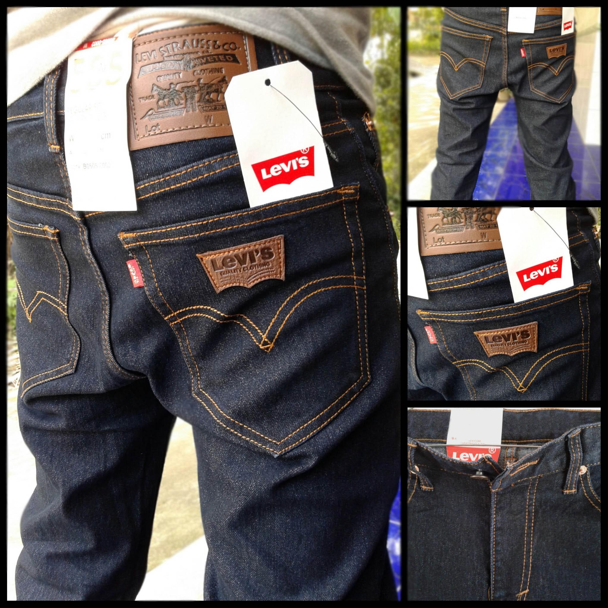 Celana Panjang Lois Skinny Abu Gelap Daftar Harga Terkini Jeans Original Pria Slim Fit Sls430 Navy 31 Model Source Jual Levis 505