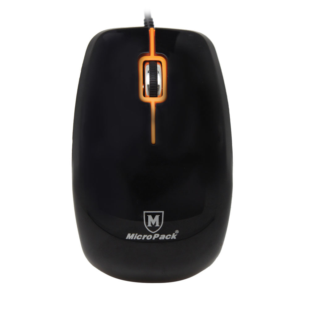 Micropack Mouse G - Laser Mp - 313g With Mouse Pad - Hitam